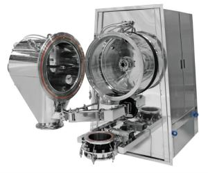 Afbeelding: F2 inverting filter centrifuge