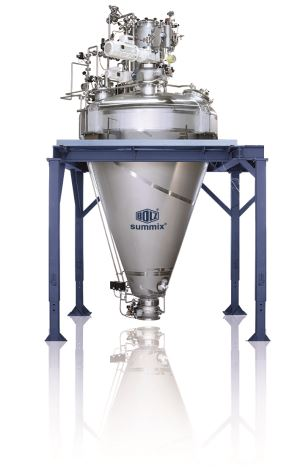 Afbeelding: Bolz-Summix Conical Screw Vacuum Dryer